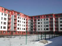 Bytový dům - Jihlava