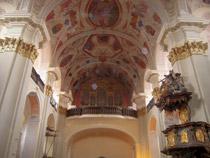 kostel - Chlum Svaté Maří