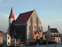 Kostel sv. Mikuláše - Znojmo